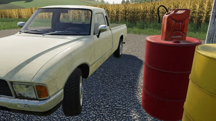 Cars Agramark Portable Fueling Canister Buying Station v1.0.0.0