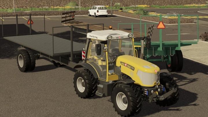 Tractors Lizard Sam 14 v1.0.0.0