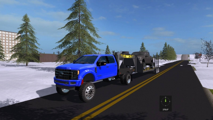Trending mods today: LIFTED FORD TRUCKS (UNZIP)