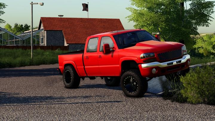 2005 Gmc Sierra 2500HD category: Trucks