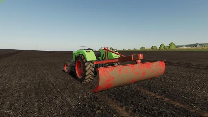 Lizard Universal Cultivator v1.0.0.0 category: Tractors