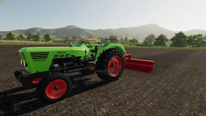 Tractors Lizard Universal Cultivator v1.0.0.0