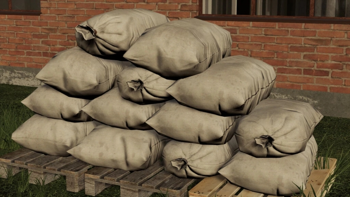 Bags With Seeds Pack v1.0.0.0 category: Objects
