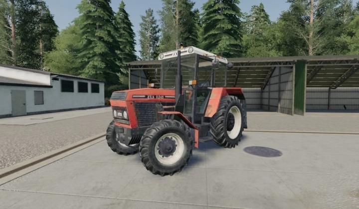 ZTS 8245 VIP v1.0.0.0 category: Tractors