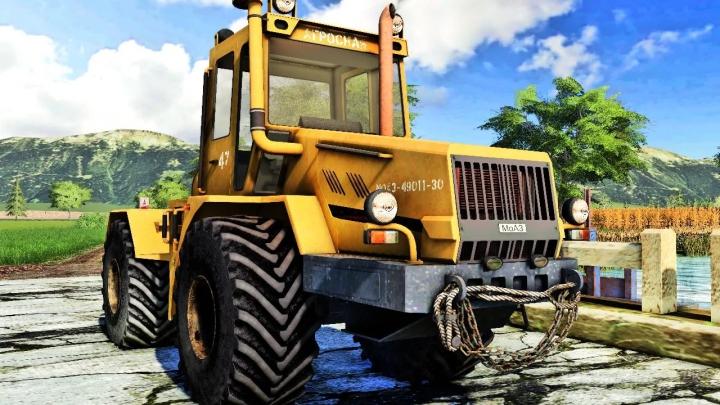 MOAZ 49011-30 v1.0.0.0 category: Tractors