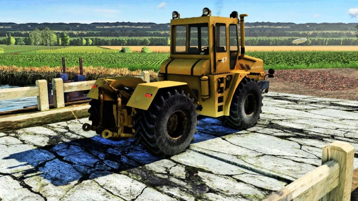 Tractors MOAZ 49011-30 v1.0.0.0