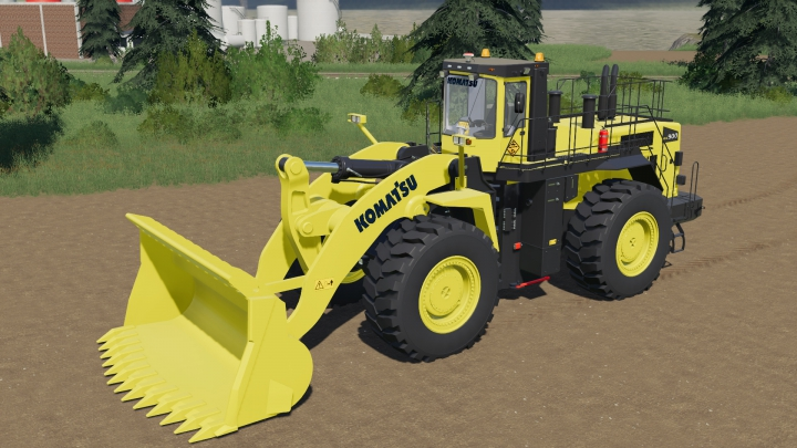 Trending mods today: Komatsu WA-900 Mining Loader