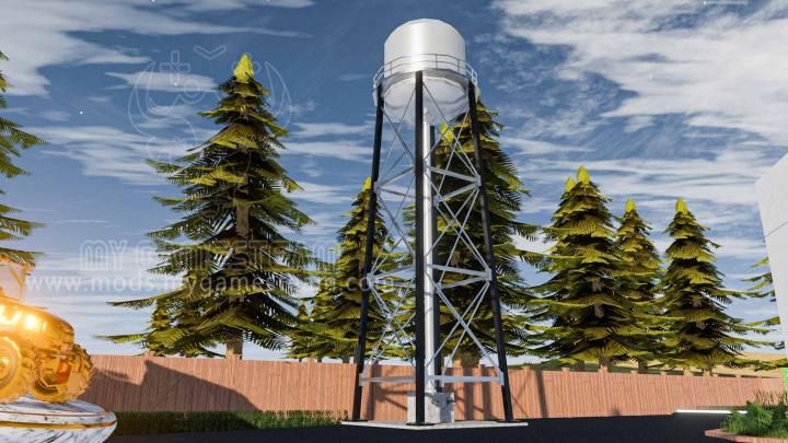 Trending mods today: Water Tower