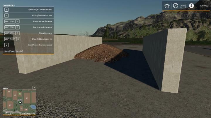 Trending mods today: Pigfood Bunker silo v1.0.0.0