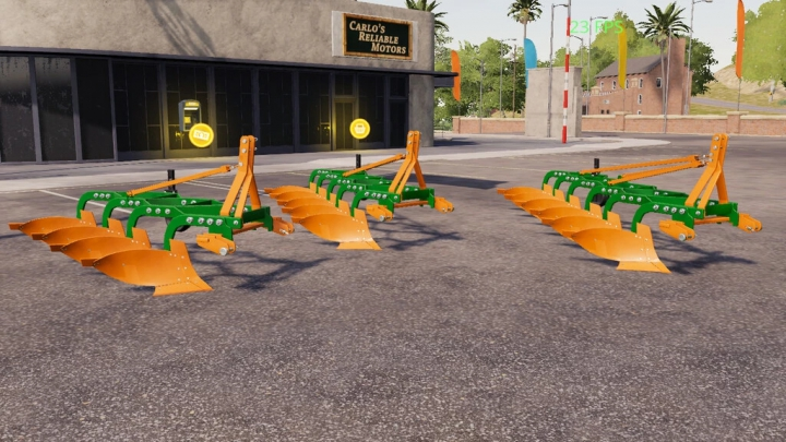 Dog Plow v1.0.0.0 category: Plows