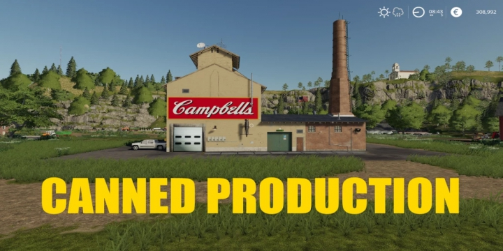 Trending mods today: Canned Factory v1.1