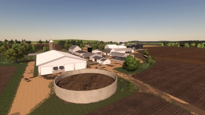 Farmersburg Remastered (Public Beta) category: Maps
