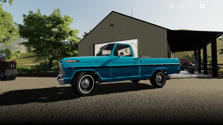 Trending mods today: 1971 Ford F100 edit