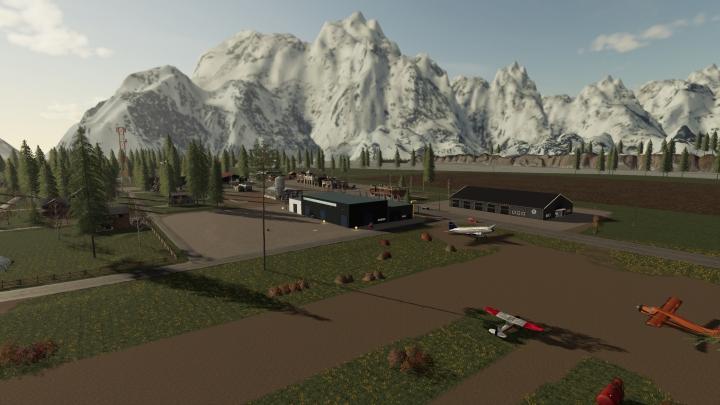 Alaska - Delta Junction 4x category: Maps