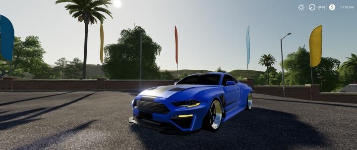 Trending mods today: Mustang Rousch Wide Body