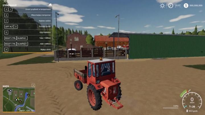 Belarus T 16M v1.0.0.0 category: Tractors