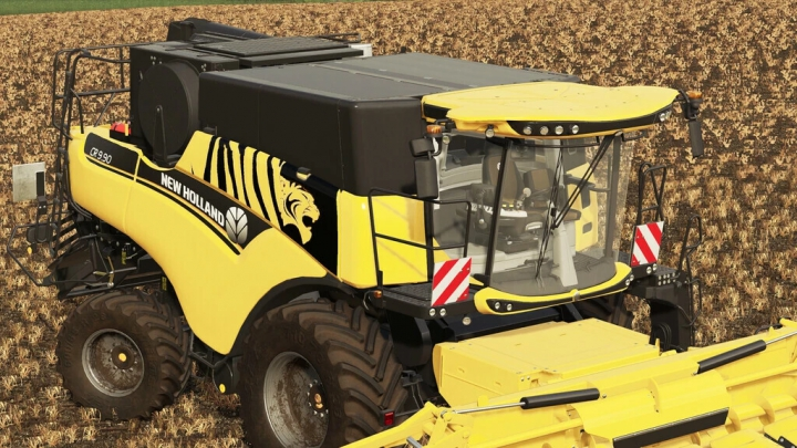 Combines New Holland CR9.90 v1.1.0.0
