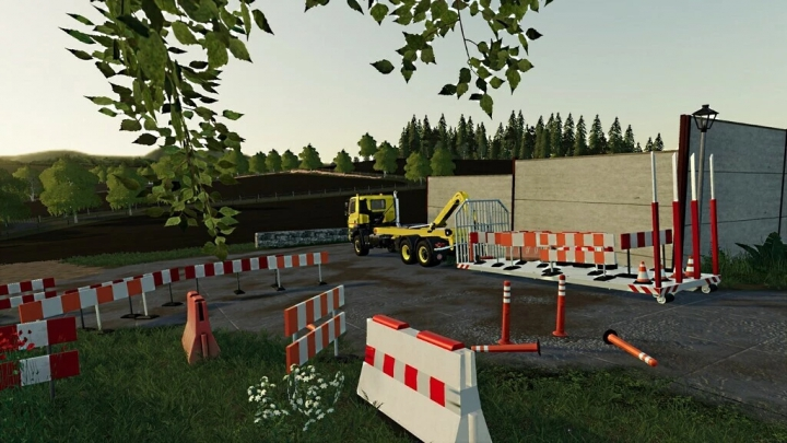 Objects Traffic Warning Signs v3.5.0.0