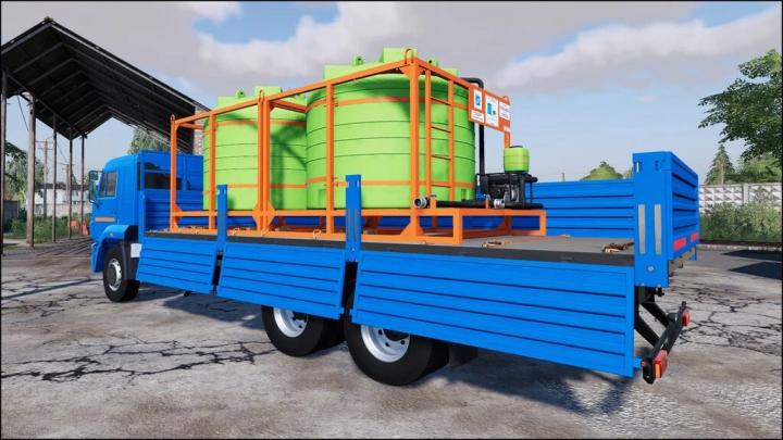 STR Pack v1.0.0.0 category: Trucks