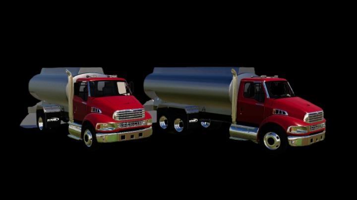 Trending mods today: Sterling Acterra Fuel Trucks