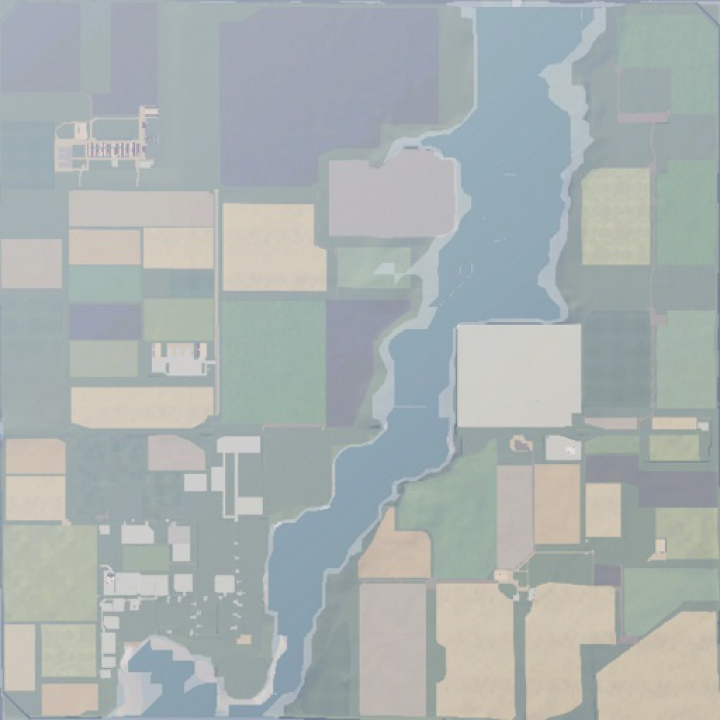 Midwest Dairy Map category: Maps