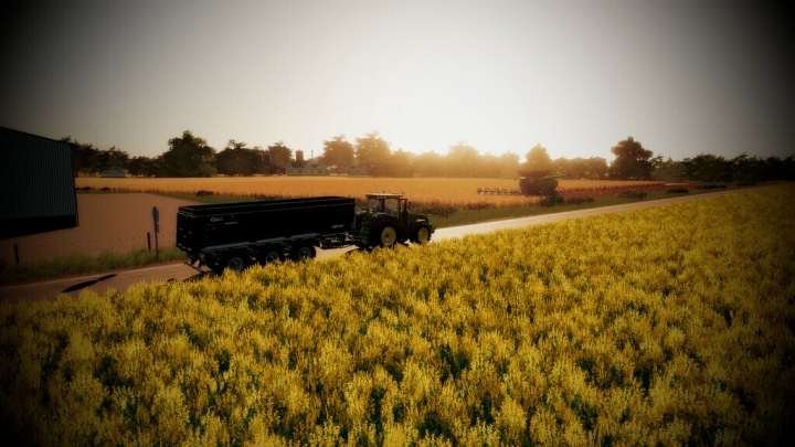 American life of farming category: Maps