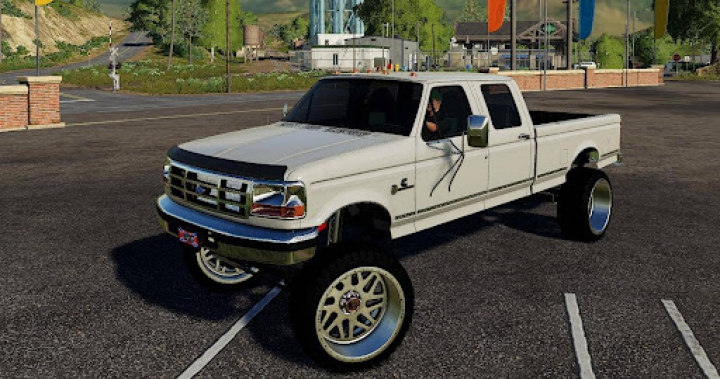 1997 Ford OBS edit category: Cars