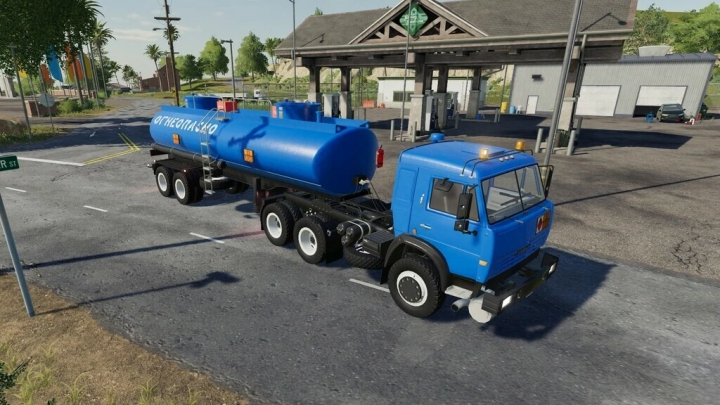 KAMAZ v1.0.0.1 category: Trucks
