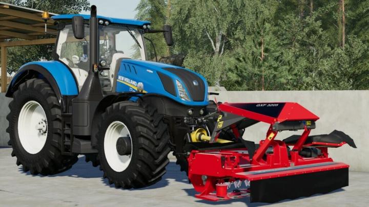 Kongskilde GXF 3205 v2.0.0.1 category: Tractors