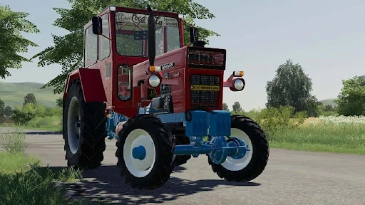 UTB 651M v1.0.0.0 category: Tractors