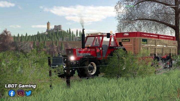 FIATAGRI 180.90 v2.0.0.0 category: Tractors