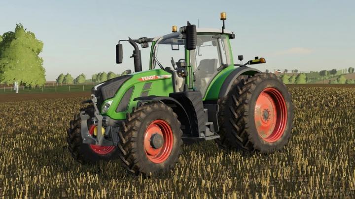 Fendt 700 Vario Gen6 (FendtONE) v1.0.0.0 category: Tractors
