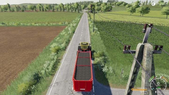 Agroliner Kroeger TAW30 CHEATER v1.0.0.0 category: Trailers