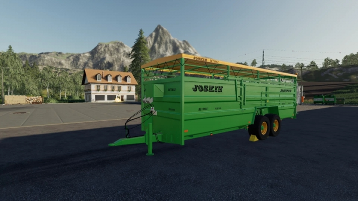 Joskin Betimax RDS 7500 Remastered v1.0.0.1 category: Trailers
