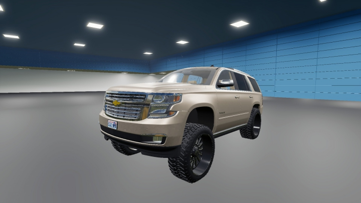 Squatted 2015 Tahoe category: Cars