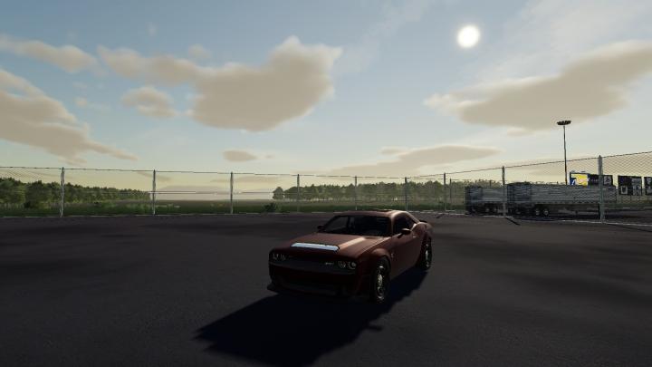 Dodge Demon category: Cars