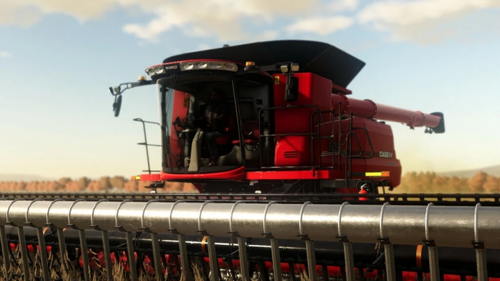 Case Axial-Flow 250 Series v1.0.0.2 category: Combines
