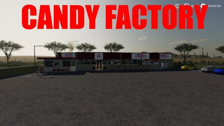 Candy Factory v1.0.0.0 category: Objects