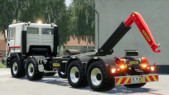 MAN 33-414/41-403 Pack v2.0.0.0 category: Trucks