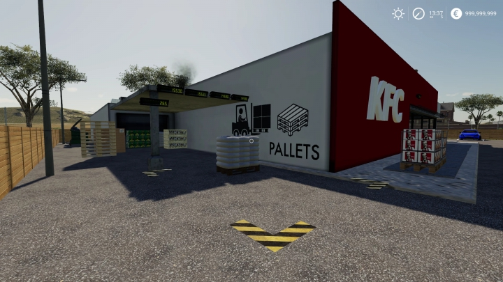 Nuggets Factory v1.0.0.0 category: Objects