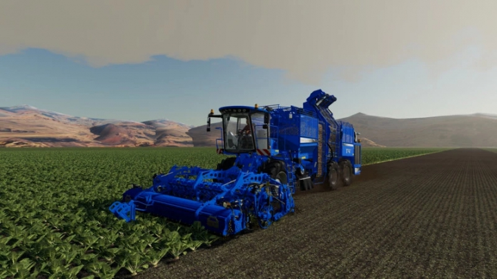 Best mods from the day: Holmer Terra Dos T4-40 S-Edition v1.0.0.0.