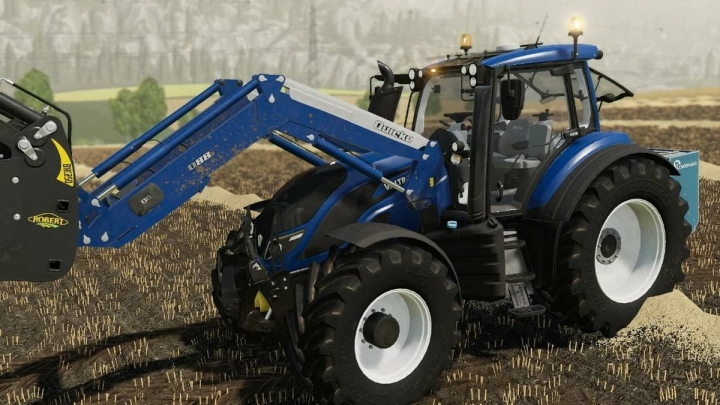 Best mods from the day: Valtra T4 Series v1.0.0.0.