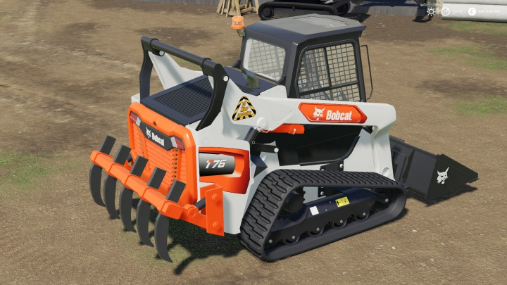 Bobcat T-76 Pack category: Other