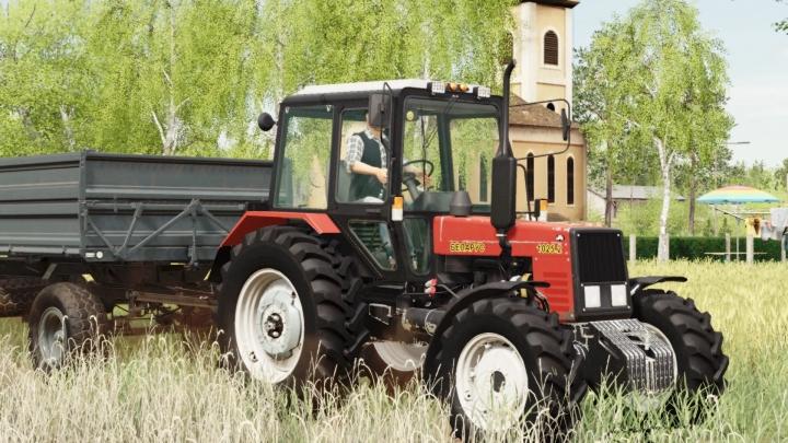 MTZ 1025 v2.1.0.0 category: Tractors