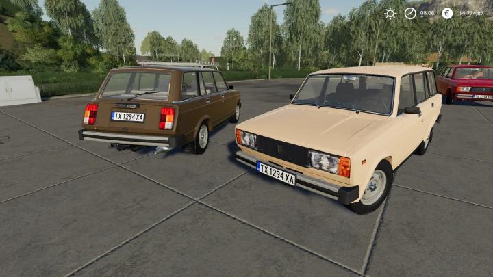 VAZ 2104 / LADA 2104 v1.0 category: Cars