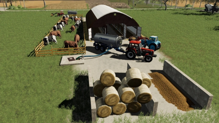 Trending mods today: Arched Cowshed v1.0.0.0