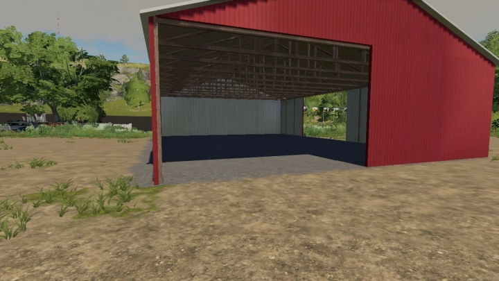 Trending mods today: American Shed v1.3.0.0