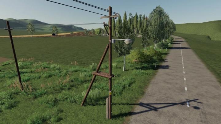 Trending mods today: Kit For Power Lines (Prefab) v1.0.0.0