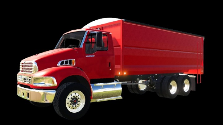 Trending mods today: Sterling Acterra flatbed/AR truck