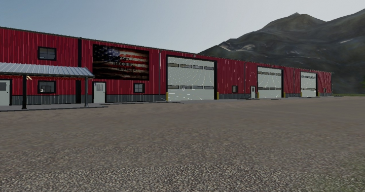 Trending mods today: American Modding And Edits Shop Fs19